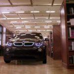 BMW i3 در کتابخانه! + فیلم و عکس carera.ir 965 146
