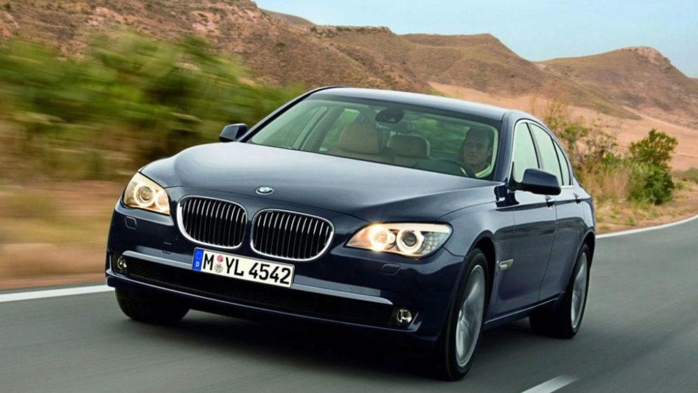 فراخوانی BMW برای 45 هزار دستگاه سری 7 carera.ir 965 40004486