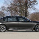 درگ خودروی تشریفاتی BMW با BMW M4 اسپورت! + فیلم carera.ir 2017 bmw m760i 03