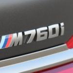 درگ خودروی تشریفاتی BMW با BMW M4 اسپورت! + فیلم carera.ir 2017 bmw m760i 06