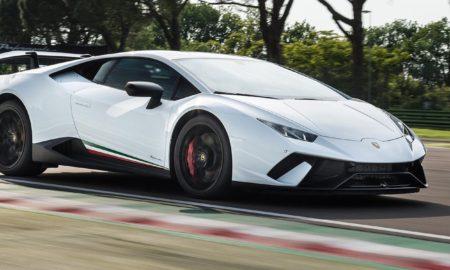 10 خودرویی که از موتور خودروساز دیگری استفاده می کنند carera.ir Lamborghini Huracan Performante crop