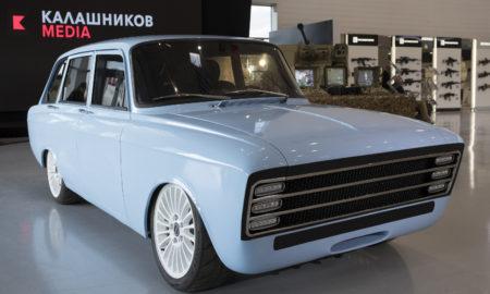 خودرو کلاشینکف