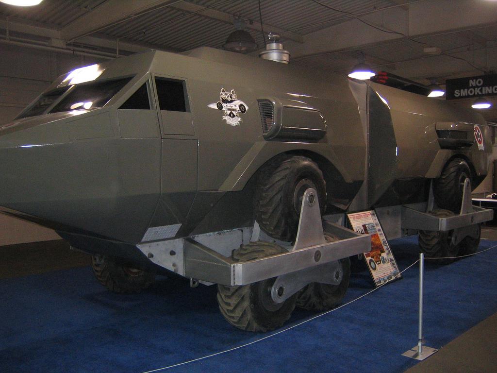 13 ماشین جذاب از فیلم های هالیوودی