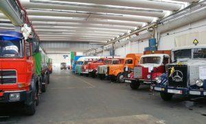 کامیون های مرسدس بنز