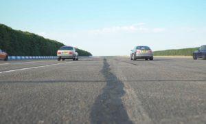 درگ BMW M3