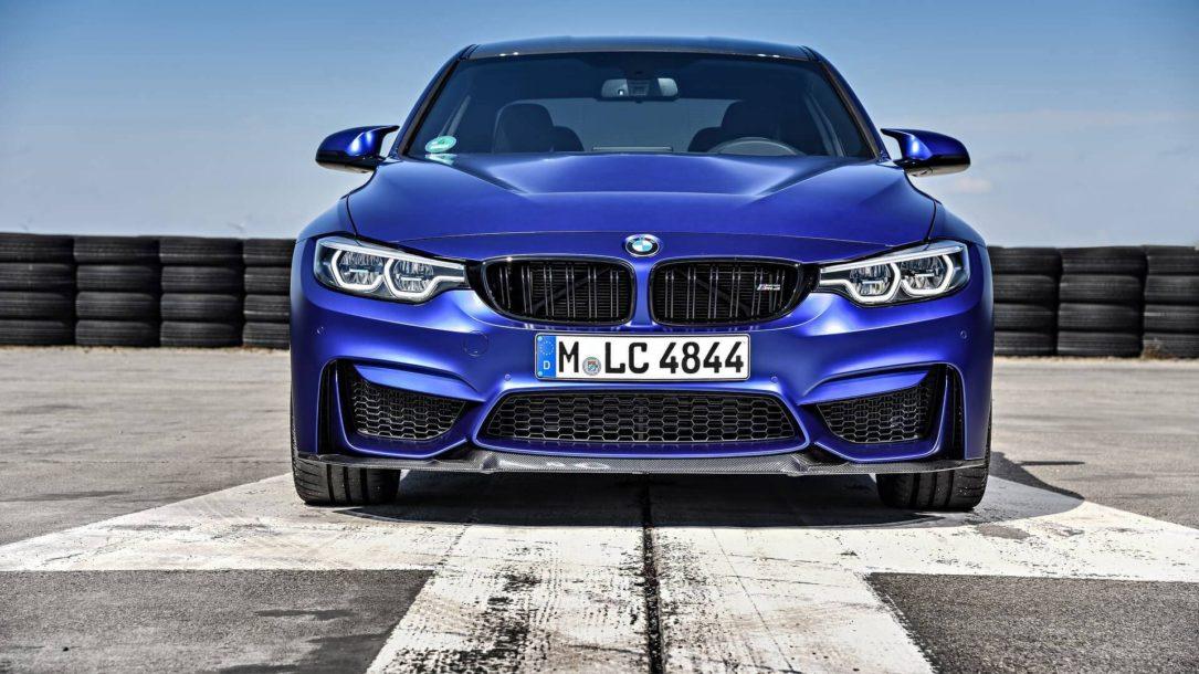 رقابت نفسگیر 4 نسل از BMW های M3 + فیلم carera.ir m3 CS 02
