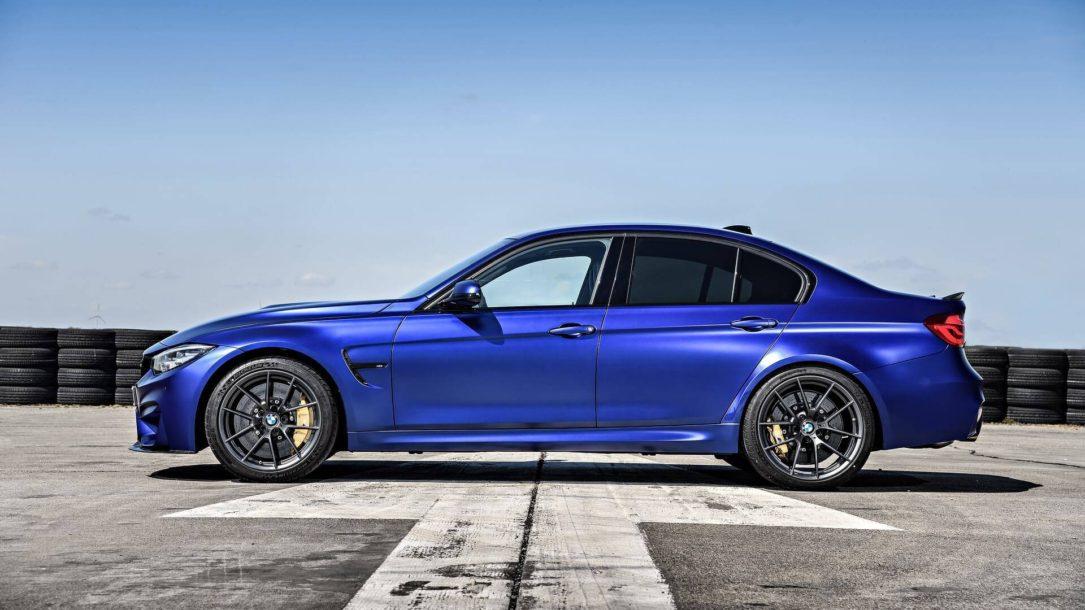 رقابت نفسگیر 4 نسل از BMW های M3 + فیلم carera.ir m3 CS 03