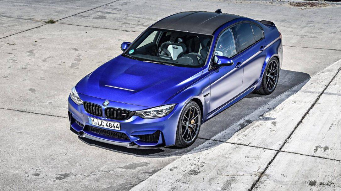 رقابت نفسگیر 4 نسل از BMW های M3 + فیلم carera.ir m3 CS 05