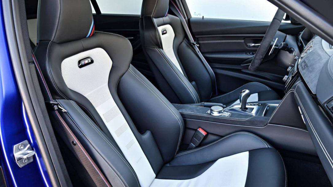 رقابت نفسگیر 4 نسل از BMW های M3 + فیلم carera.ir m3 CS 08