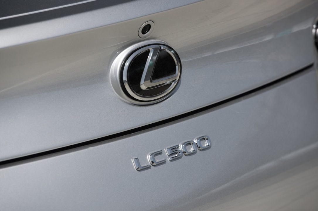 لکسوس LC500 2018