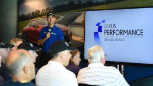 موسسه ی آموزش رانندگی لکسوس پرفورمنس