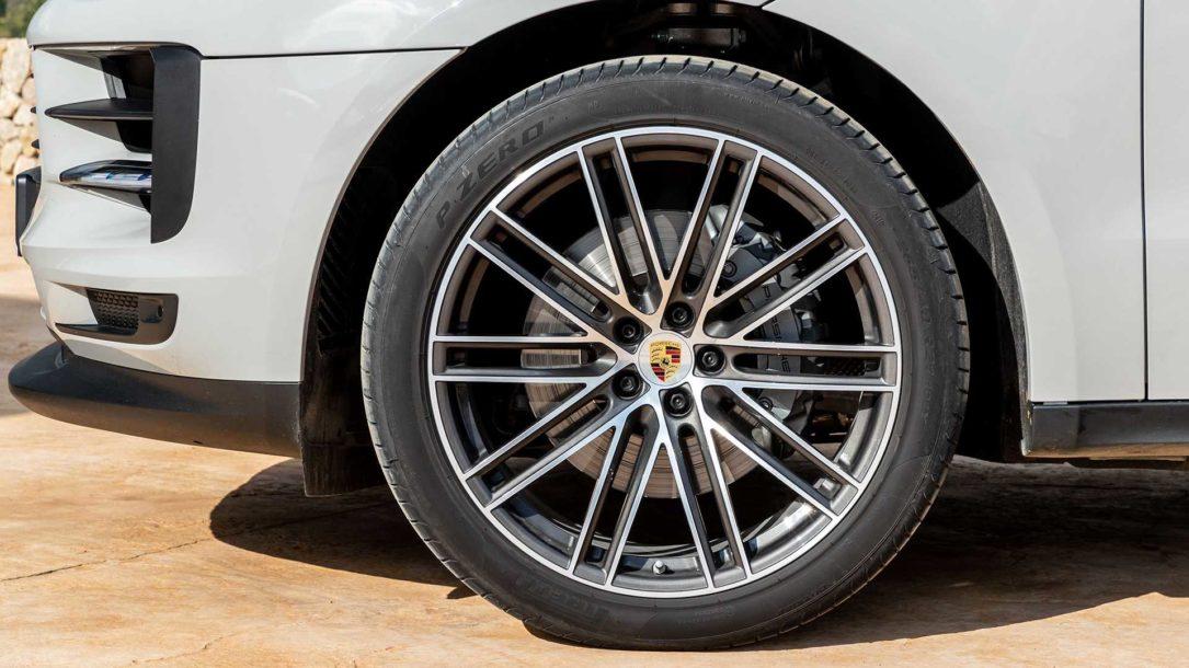 پورشه ماکان S مدل ۲۰۱۹