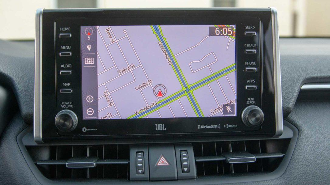 بررسی تویوتا RAV4 مدل 2019