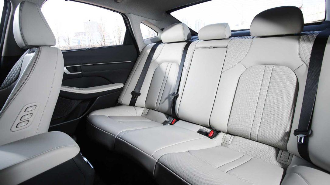 هیوندای سوناتا 2020 Sonata Hyundai