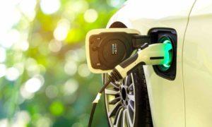 خودروی برقی electric vehicle
