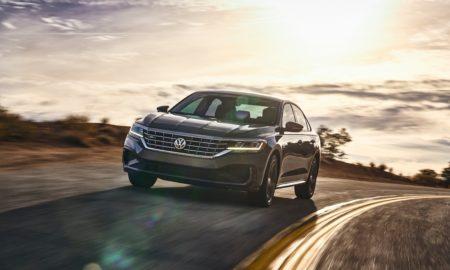 نگاهی کوتاه به فولکس واگن پاسات مدل 2020: ظاهری جدید با همان ساختار قدیمی 2020 Volkswagen Passat front three quarter look