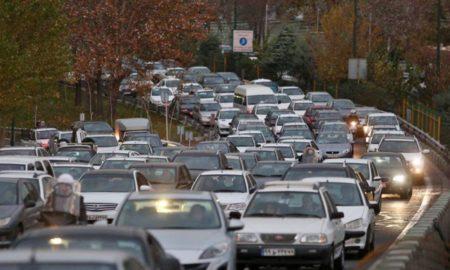 همهچیز درباره طرح کنترل آلودگی هوا traffic tehran e1560148874823