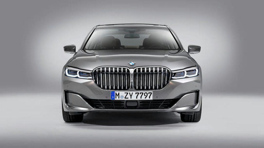 نقد و بررسی BMW سری 7 مدل 2020 2020 BMW 7 Series 01