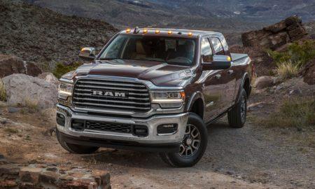 30 خودرو که در صورت بسته شدن مرز آمریکا و مکزیک دیگر تولید نخواهند شد 2019 Ram 2500 Heavy Duty Longhorn Mega Cab 19