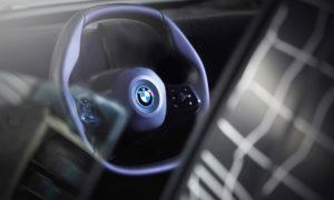 فرمان چند ضلعی 2021 BMW iNEXT