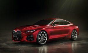 نمایشگاه فرانکفورت، طرح مفهومی BMW سری 4 معرف شد BMW Concept 4 Series 0