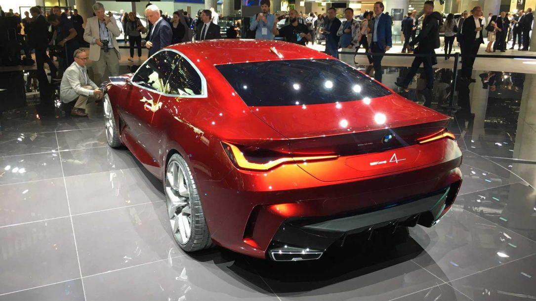 BMW کانسپت 4