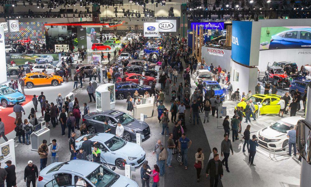 نمایشگاه خودرو لس آنجلس