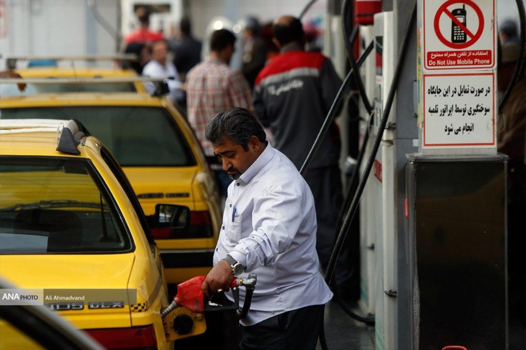 سهمیه بنزین تاکسیها