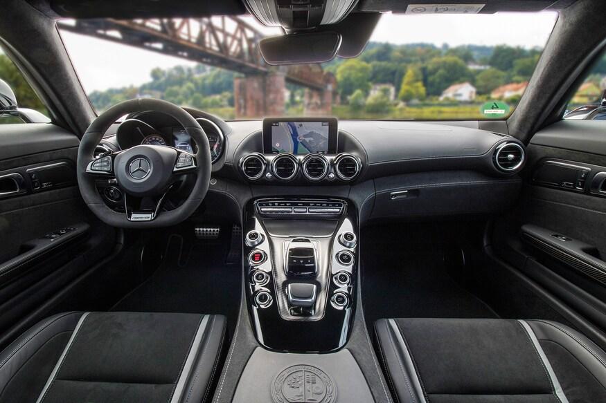 مرسدس AMG GT S مدل 2016