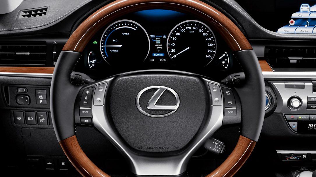 لکسوس ES250 Lexus ES250 3