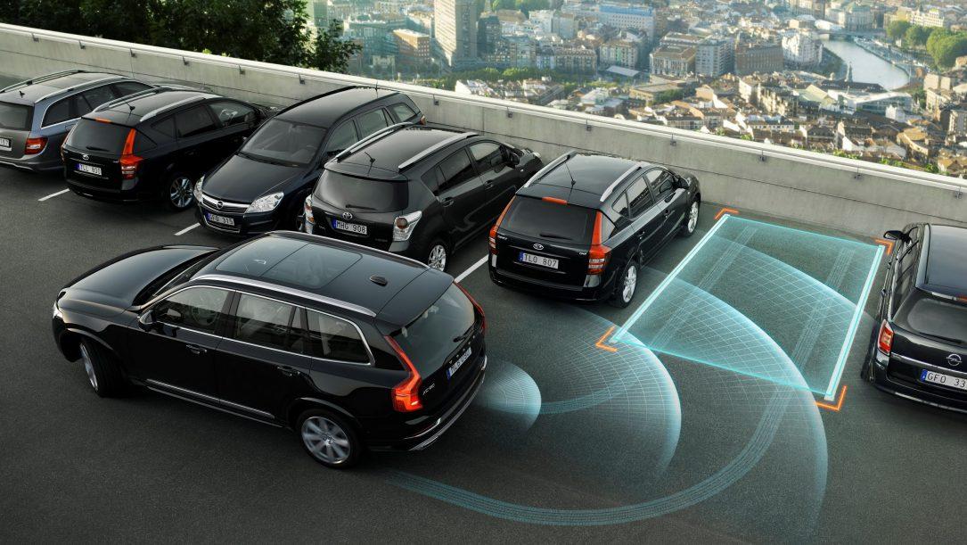 چگونگی عملکرد سیستم پارک خودرو