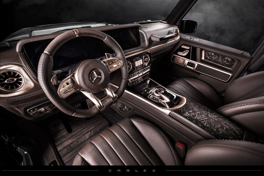 مرسدس AMG G63