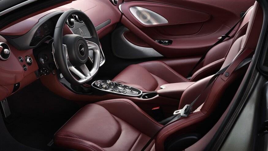 10 خودروی خارقالعاده که ما را به آینده امیدوار میکند 2020 McLaren GT 80