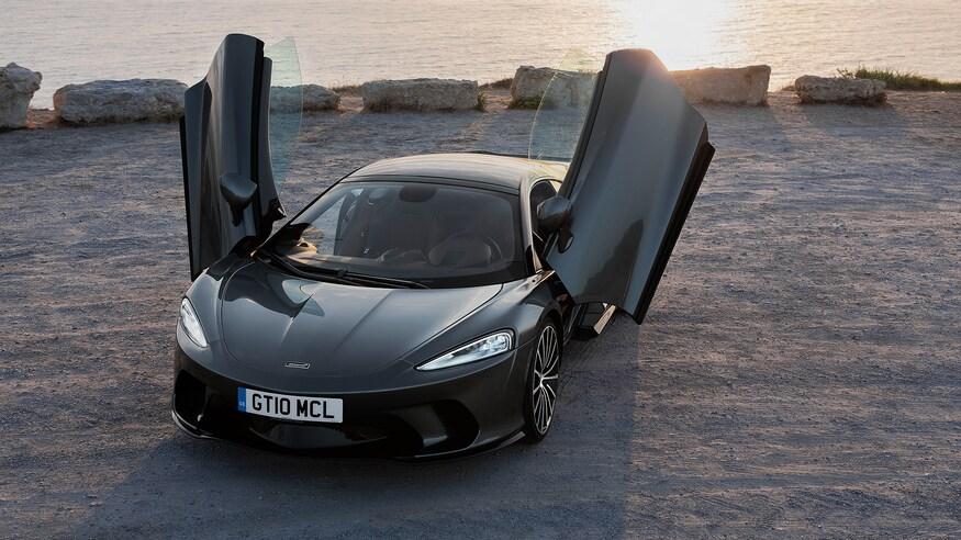 10 خودروی خارقالعاده که ما را به آینده امیدوار میکند 2020 McLaren GT 90