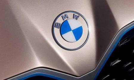 لوگوی جدید BMW