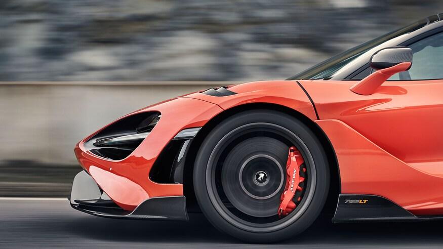 بهترین خودروهای نمایشگاه خودرو ژنو 2020 که برگزار نشد! 2020 McLaren 765LT 13