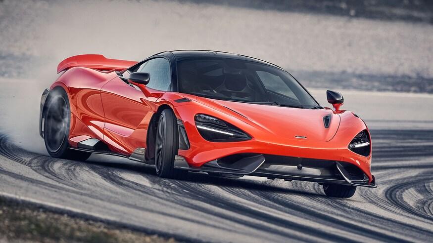 بهترین خودروهای نمایشگاه خودرو ژنو 2020 که برگزار نشد! 2020 McLaren 765LT 18