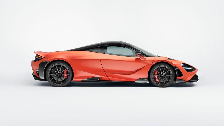 بهترین خودروهای نمایشگاه خودرو ژنو 2020 که برگزار نشد! 2020 McLaren 765LT 33