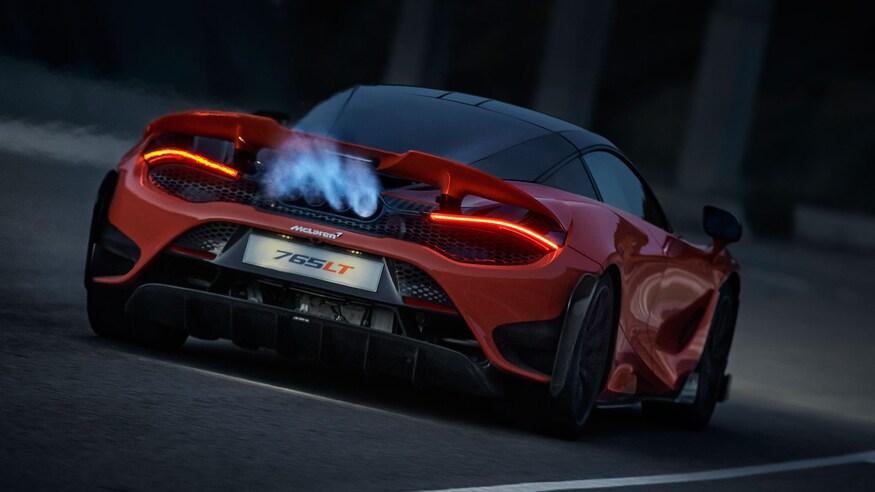 بهترین خودروهای نمایشگاه خودرو ژنو 2020 که برگزار نشد! 2020 McLaren 765LT 4