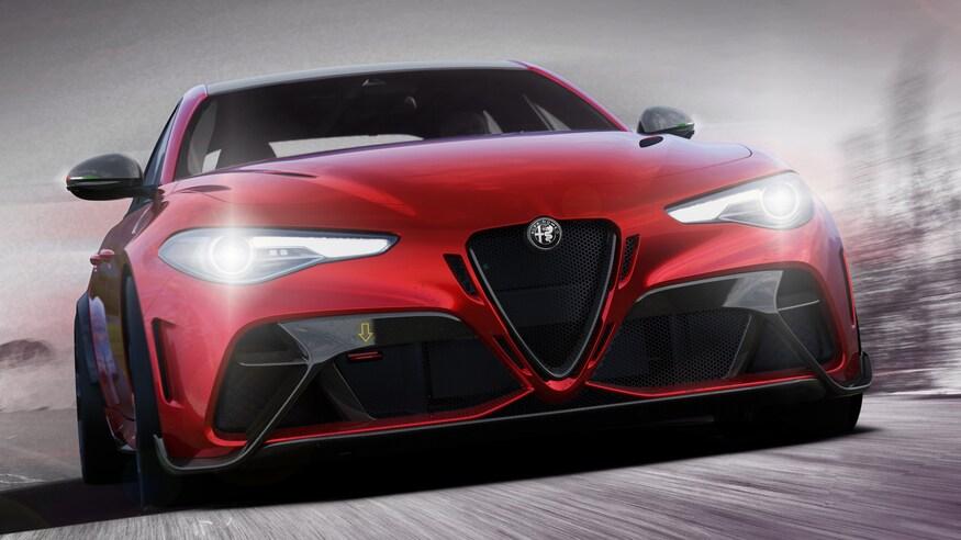 بهترین خودروهای نمایشگاه خودرو ژنو 2020 که برگزار نشد! 2021 Alfa Romeo Giulia GTA 21