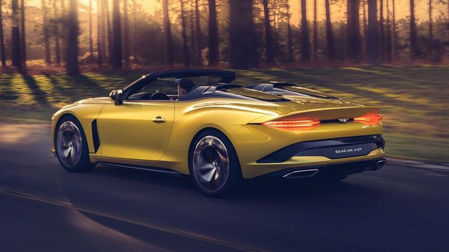 بهترین خودروهای نمایشگاه خودرو ژنو 2020 که برگزار نشد! 2021 Bentley Mulliner Bacalar 10