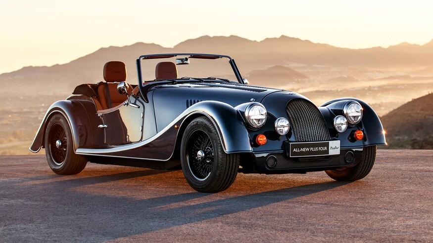 بهترین خودروهای نمایشگاه خودرو ژنو 2020 که برگزار نشد! 2021 Morgan Plus Four 17