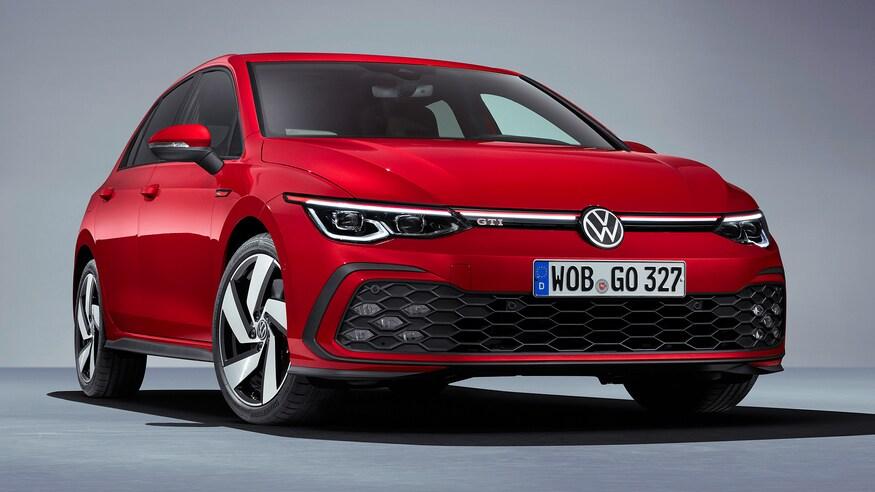 بهترین خودروهای نمایشگاه خودرو ژنو 2020 که برگزار نشد! 2021 Volkwagen Golf GTI 01