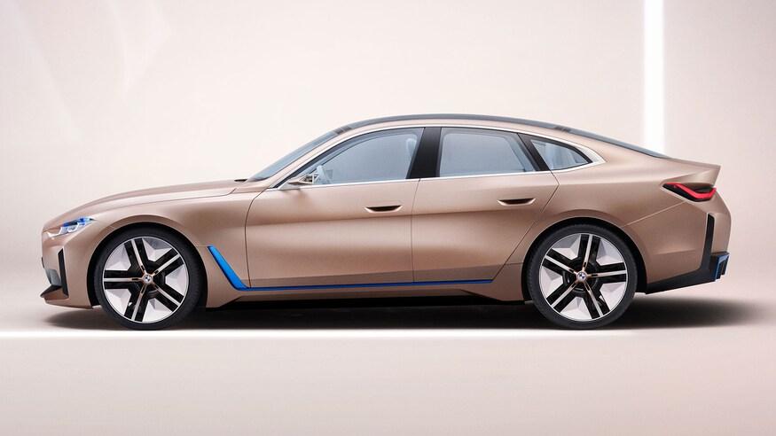 بهترین خودروهای نمایشگاه خودرو ژنو 2020 که برگزار نشد! BMW Concept i4 16