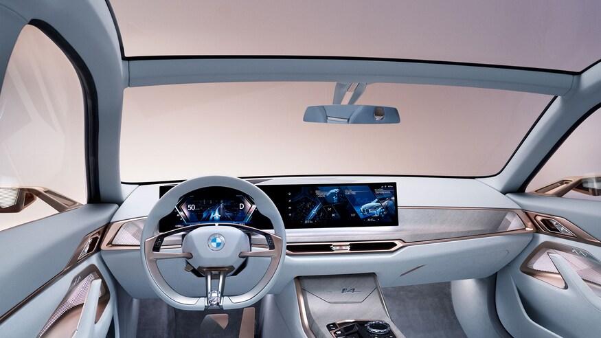 بهترین خودروهای نمایشگاه خودرو ژنو 2020 که برگزار نشد! BMW Concept i4 28