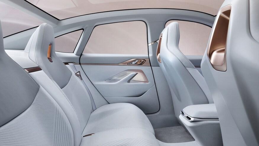 بهترین خودروهای نمایشگاه خودرو ژنو 2020 که برگزار نشد! BMW Concept i4 33