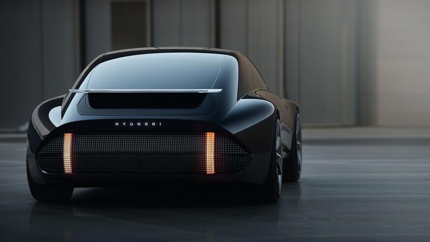بهترین خودروهای نمایشگاه خودرو ژنو 2020 که برگزار نشد! Hyundai Prophecy EV Concept 4