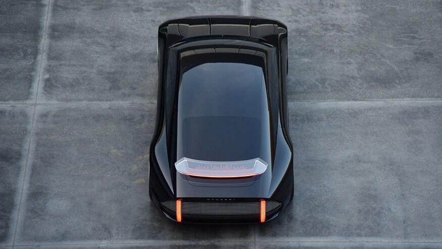 بهترین خودروهای نمایشگاه خودرو ژنو 2020 که برگزار نشد! Hyundai Prophecy EV Concept 9