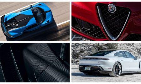 زیباترین خودروهای سال 2020