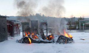 اتهامی جدید علیه تسلا؛ فروش مدل S با علم به وجود نقص در باتری و احتمال آتشسوزی
